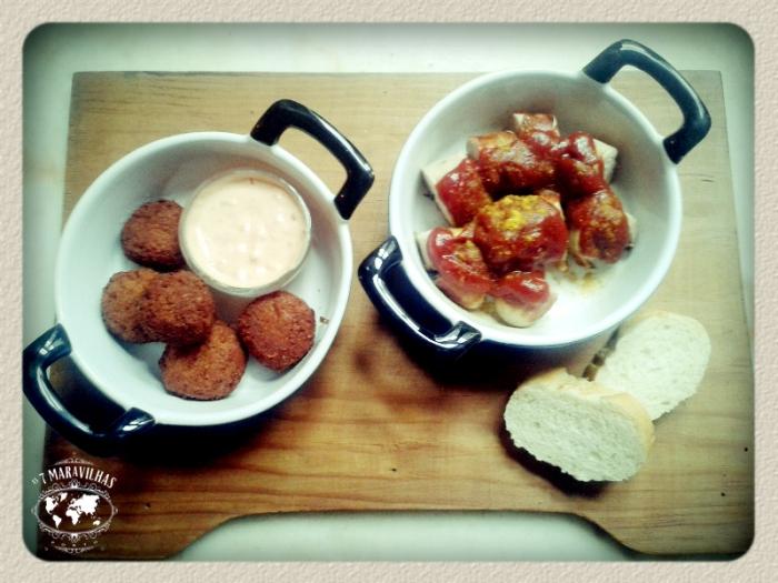 falafel & curry