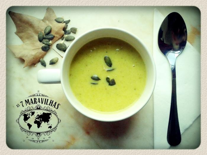 celery pear soup