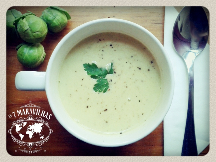 brussels sprout soup