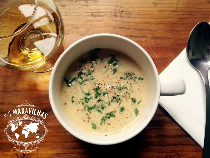 mushroom brandy soup