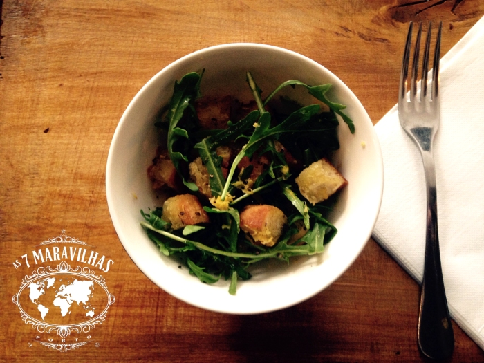 rucula salad