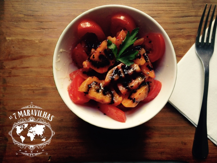 tomato tamarillo salad